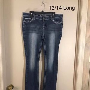 Maurices Jeans 13/14 Long